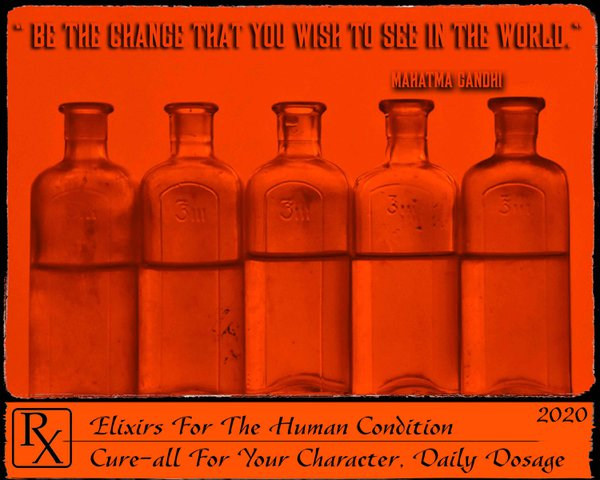 Elixirs For The Human Condition:  Cure-all For Your Character thumbnail