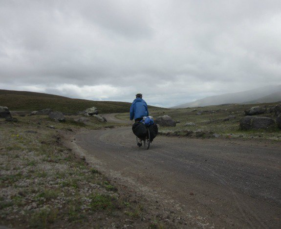 Cold, Hungry and Happy in the High Andes