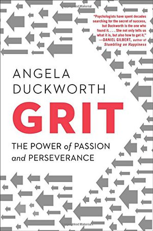 Preview thumbnail for Grit: The Power of Passion and Perseverance