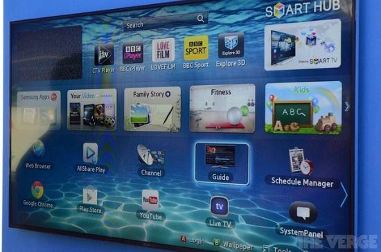 Samsung TVs get smarter.