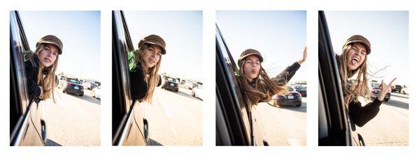 drivin': a progression thumbnail