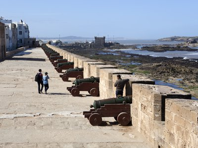 """Look familiar? Morocco's Essaouira, a UNESCO World Heritage Site, was the filming location for Astapor, """"Game of Thrones'"""" infamous slave-trading city."""