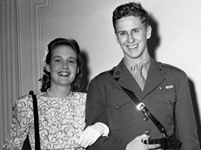 Mary's marriage to Cord Meyer would reflect Washington's gender dramas.