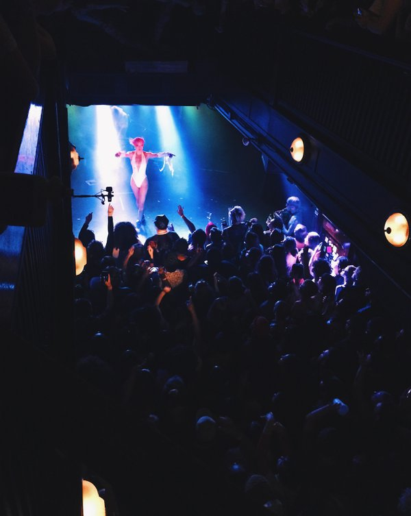 Rina Sawayama concert at Subterranean Chicago thumbnail