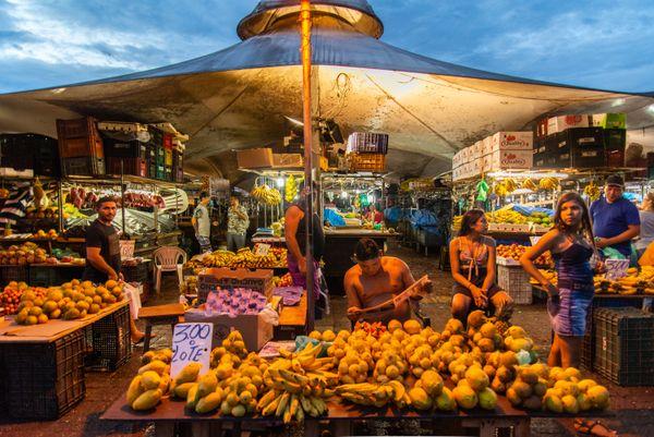 """""""Ver-o-peso"""" market in Belém do Pará thumbnail"""