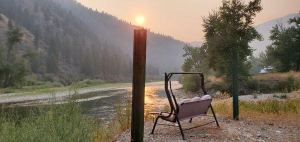 Northfork Idaho Sunset thumbnail