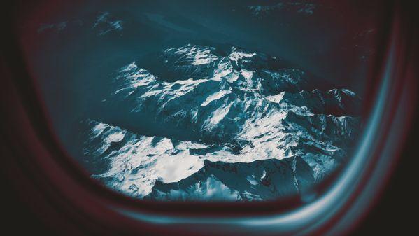 Mountains from the illuminator thumbnail