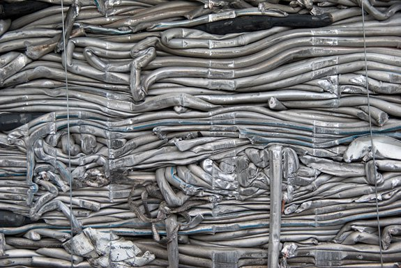 A Photographer Turns Her Eye to the Recycling Process