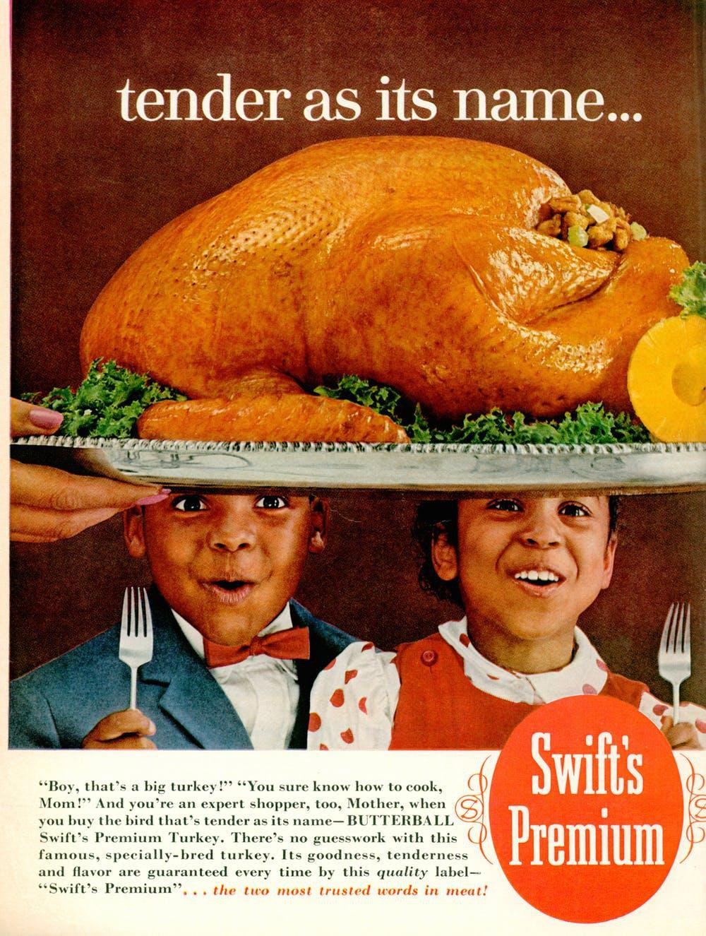 The Invisible Way That Marketers Set the Menu for Your Thanksgiving Feast