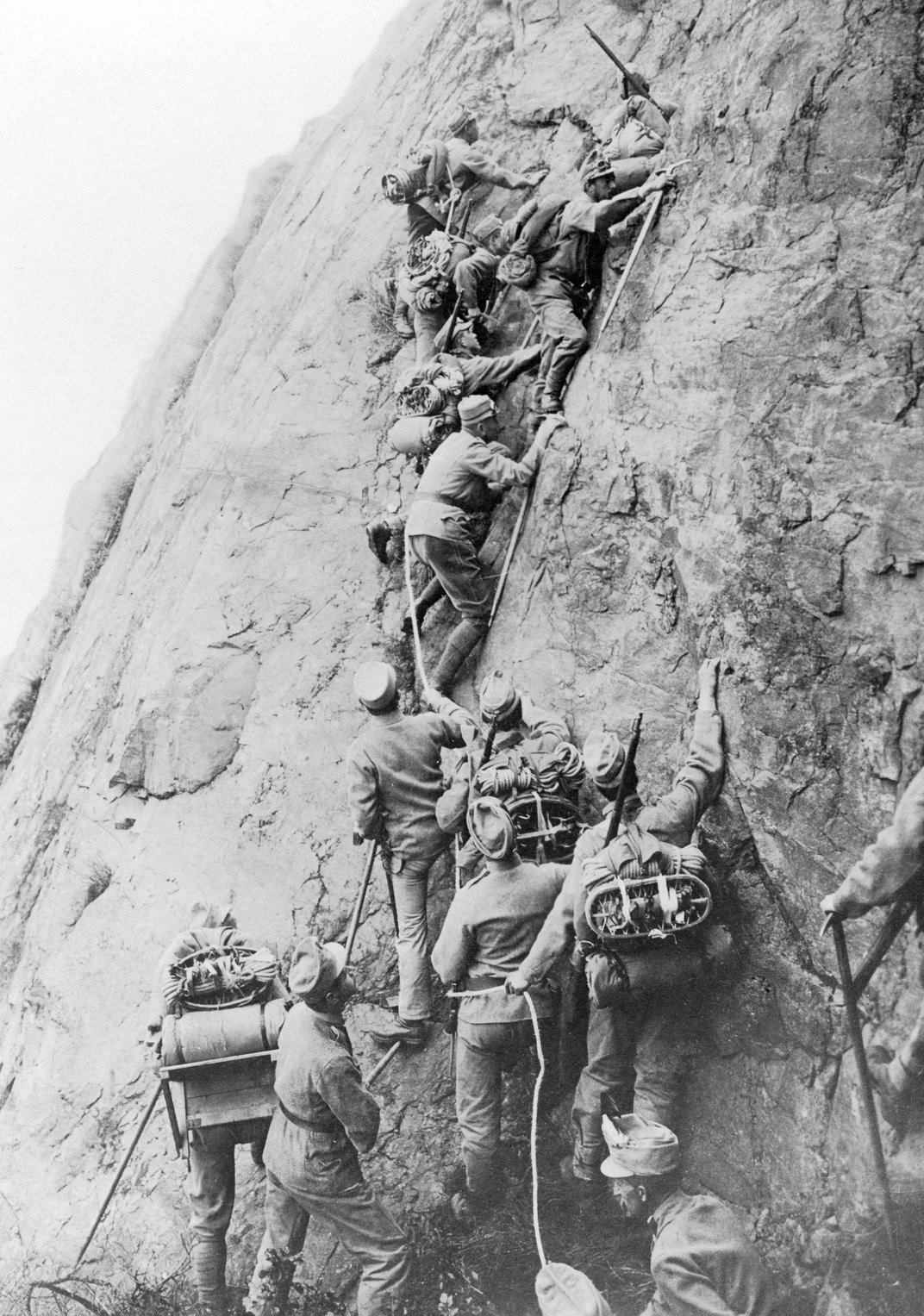 The Most Treacherous Battle of World War I Took Place in the Italian Mountains