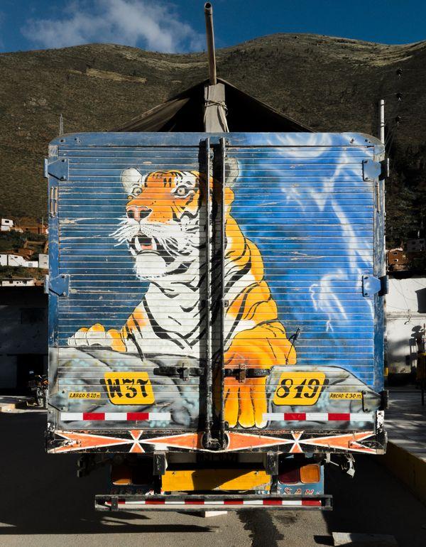 Art in truck thumbnail