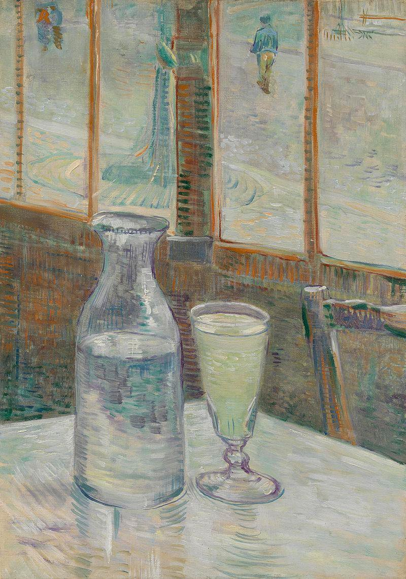 New Research Links Vincent van Gogh's Delirium to Alcohol Withdrawal