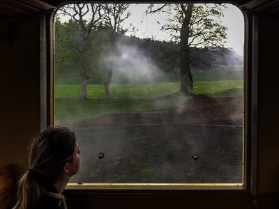 The train to Le Chambon-sur-Lignon, a French village where strangers in need have been welcomed for centuries.