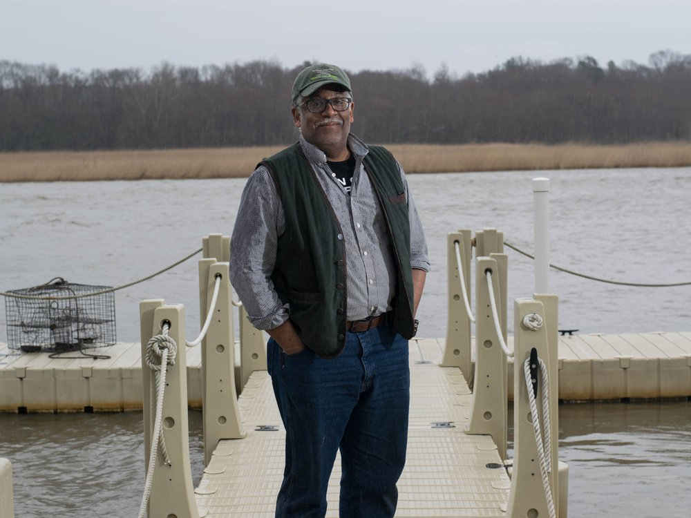 Fred Tutman is the Patuxent Riverkeeper, the longest-serving Waterkeeper in the Chesapeake Bay region, and the only African-American Waterkeeper in the nation