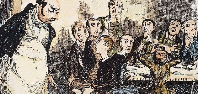 Charles Dickens Oliver Twist
