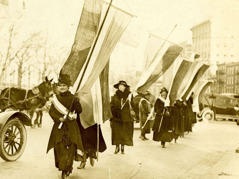 Nine Women's History Exhibits to See This Year