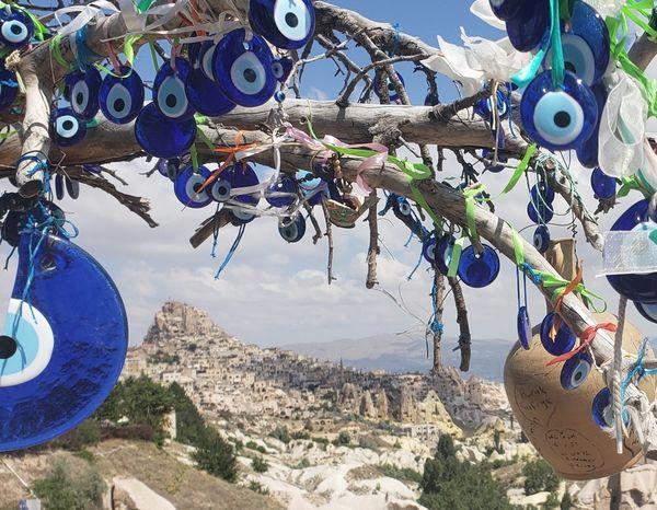 Eyes Over the Cappadocian Valley  thumbnail