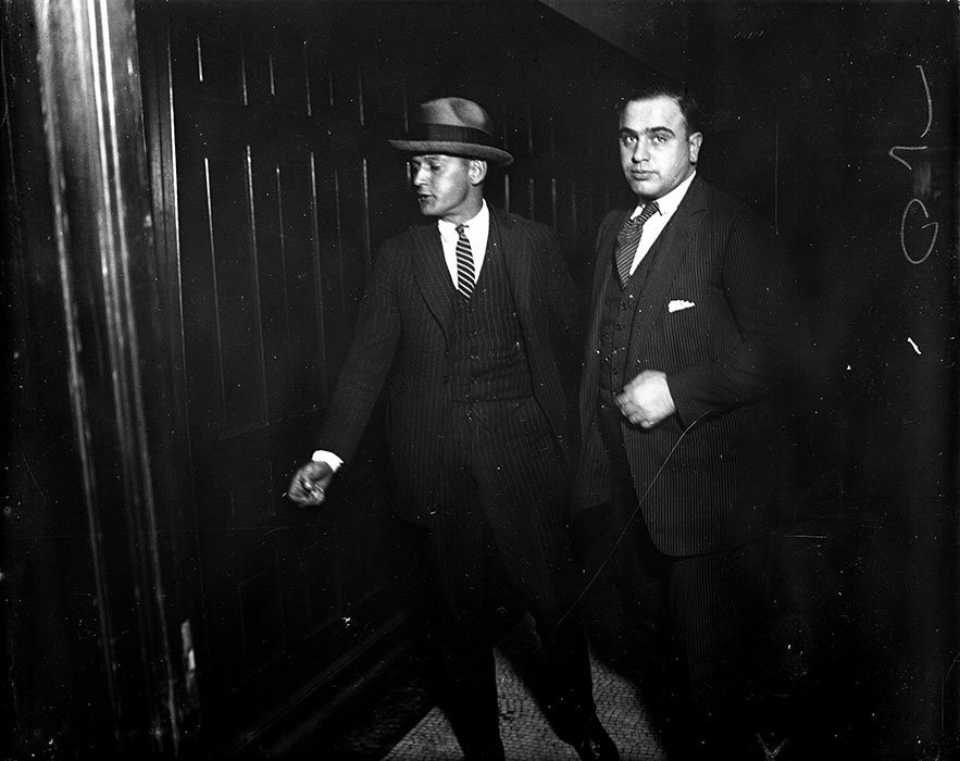 Up-Close and Personal With Chicago's Most Infamous Criminals