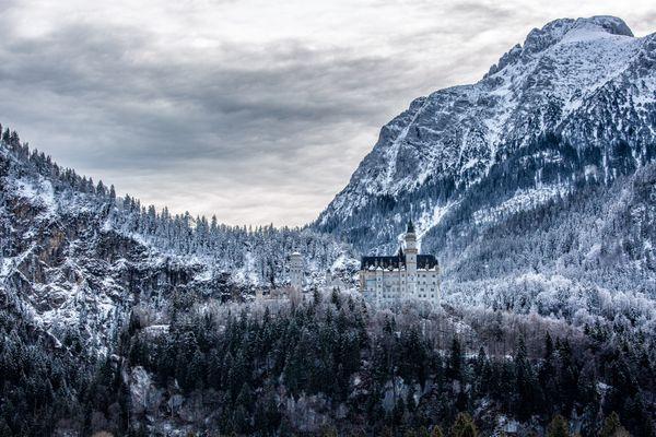Neuschwanstein Winter thumbnail