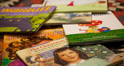 Some of the best picture books of the year