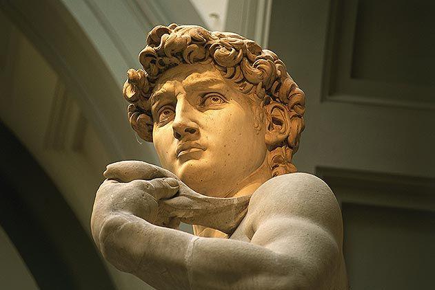 Michelangelo David Florence Italy