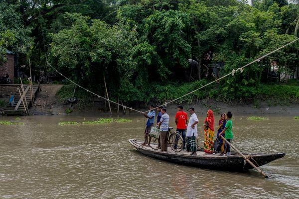 Crossing the Kajla River thumbnail