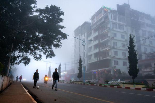 On the mist day thumbnail