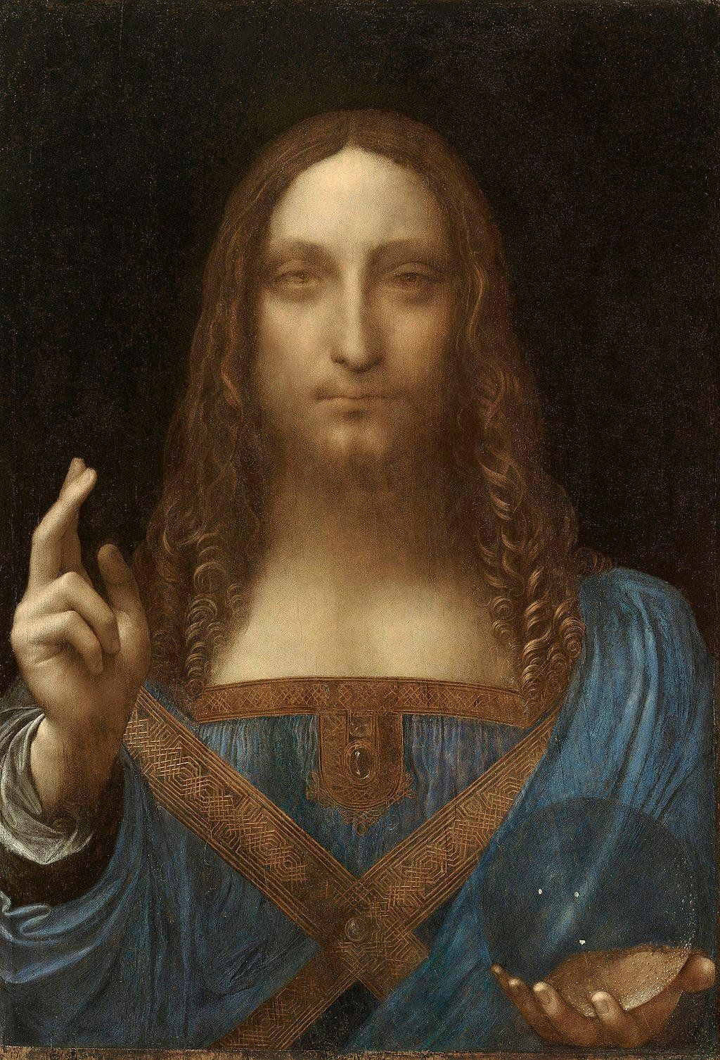 Will the Mystery of 'Salvator Mundi' Ever Be Solved?