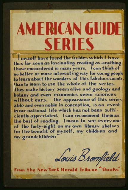 American guide series
