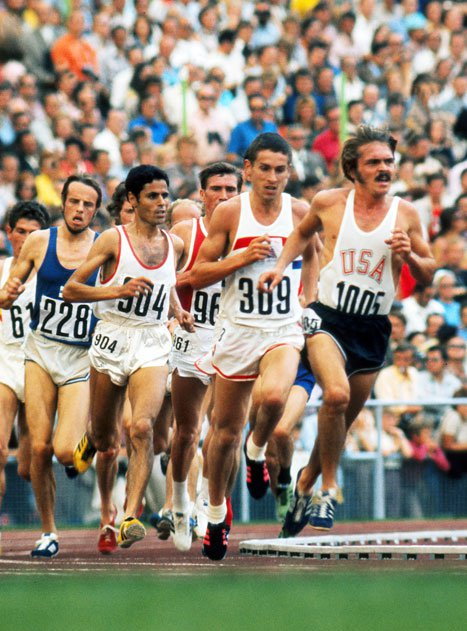 Steve Prefontaine, Track and Field