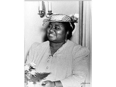 Hattie McDaniel was the first black actor to ever win an Oscar, but she was criticized for the roles she played.