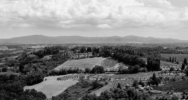 San Gimignano Landscape thumbnail