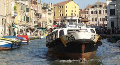 Venice Italy vaporetto