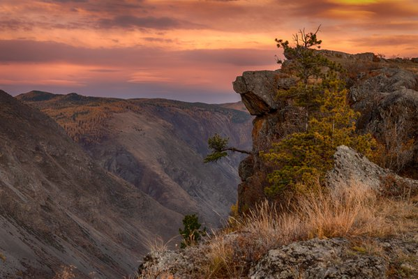 Mountain pass Katu-Yaryk thumbnail