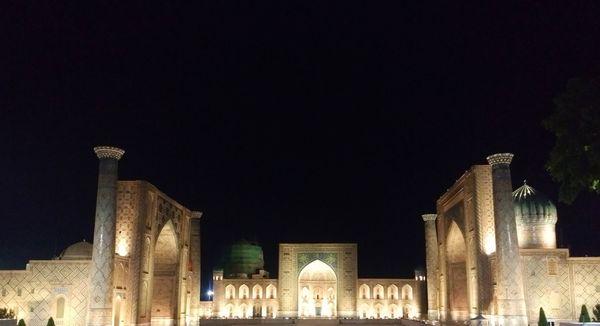 Registan, Samarkand, Uzbekistan thumbnail