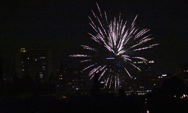 Fireworks at Night thumbnail