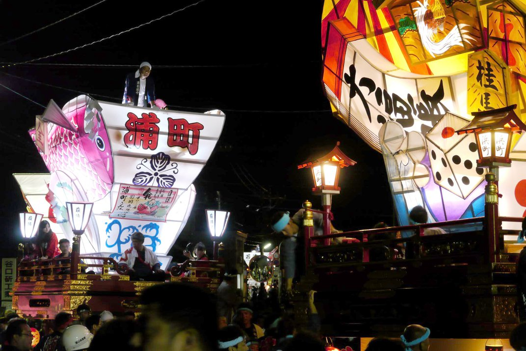 Four Can't-Miss Festivals in Japan This Year