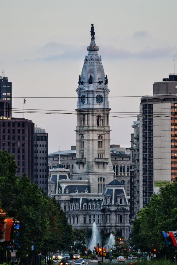 Street View of Philadelphia City Hall thumbnail
