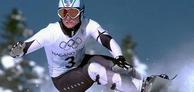 Ross Rebagliati Winter Olympics 1998