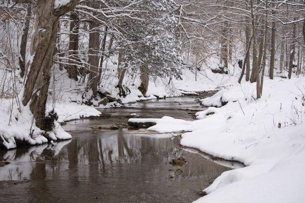 Wintery Creek thumbnail