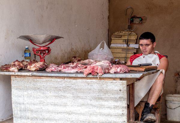 Butcher Trinidad  Cuba thumbnail