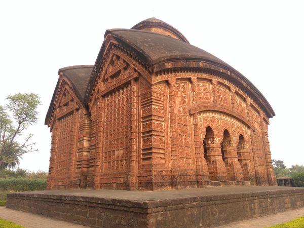 Terracotta Temple of Bengal thumbnail