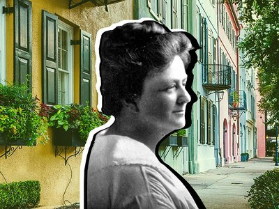Susan Pringle Frost founded the Charleston chapter of the Equal Suffrage League as well as the Preservation of Old Dwellings, now called the Preservation Society of Charleston.