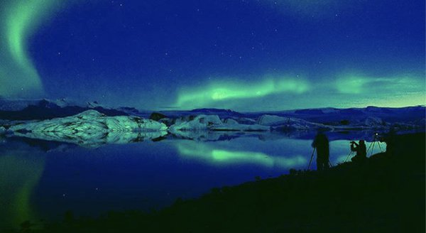 The Northern Lights - Reflected thumbnail