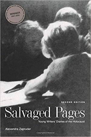 Preview thumbnail for video 'Salvaged Pages: Young Writers' Diaries of the Holocaust