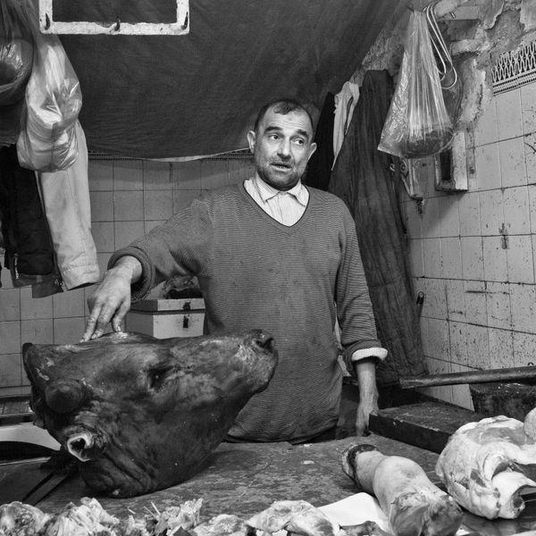 Butcher, Fez thumbnail
