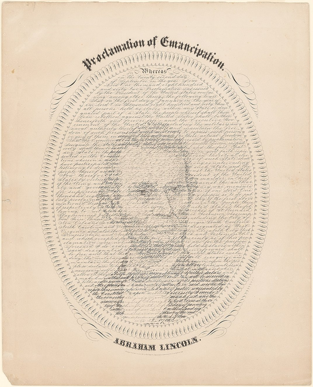 Abraham Lincon
