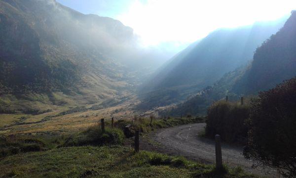 The road to Santa Isabel thumbnail