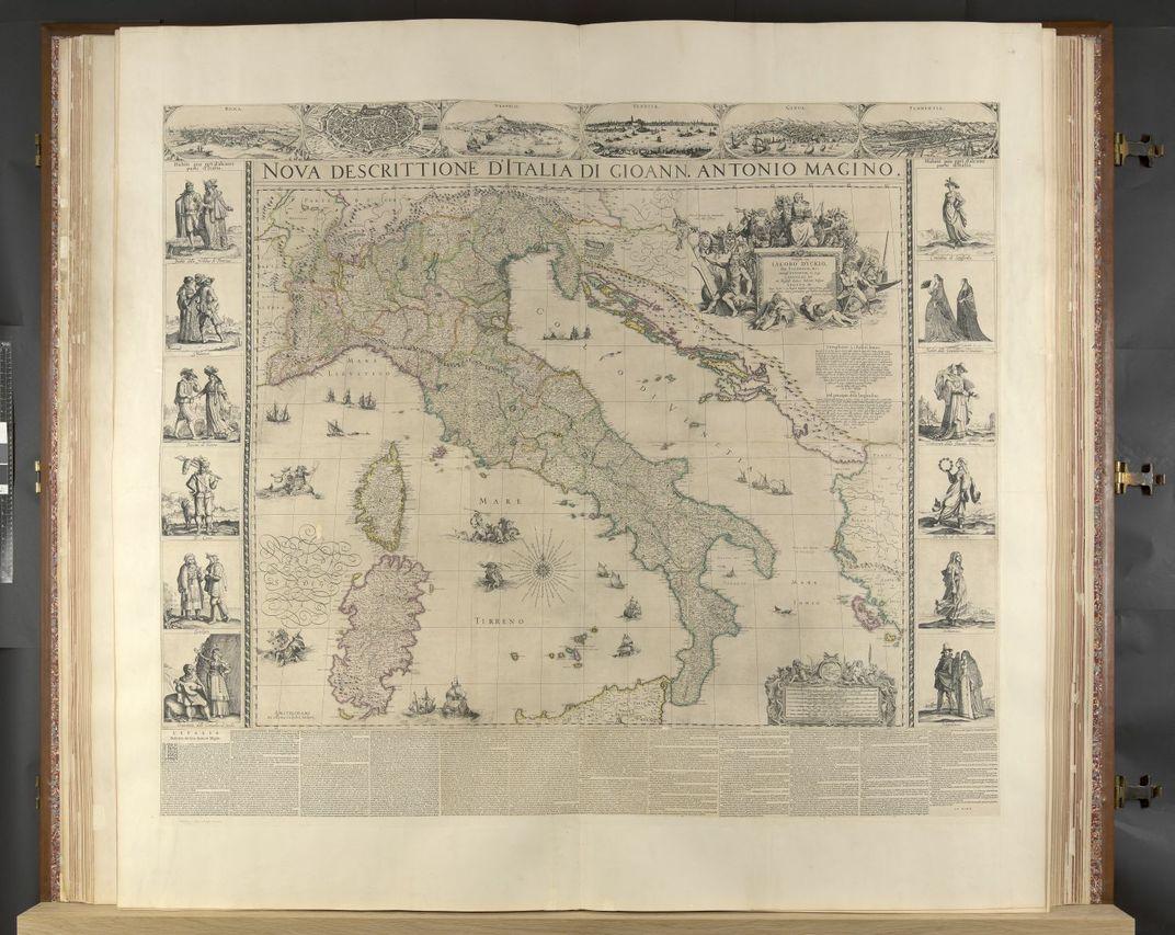 Massive Royal Atlas Gets Digitized