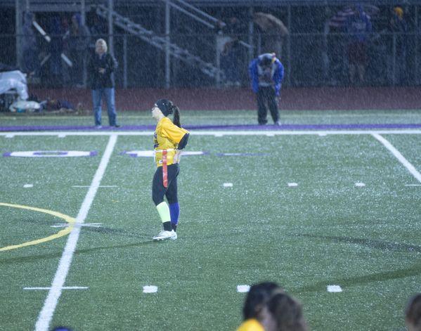 High school Powderpuff football game thumbnail